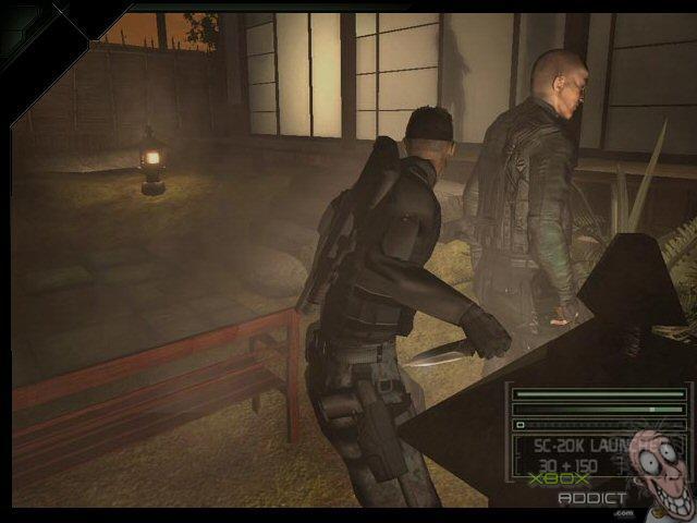 Навигация по разделу. Скачать патч к игре Splinter Cell Теория хаоса.
