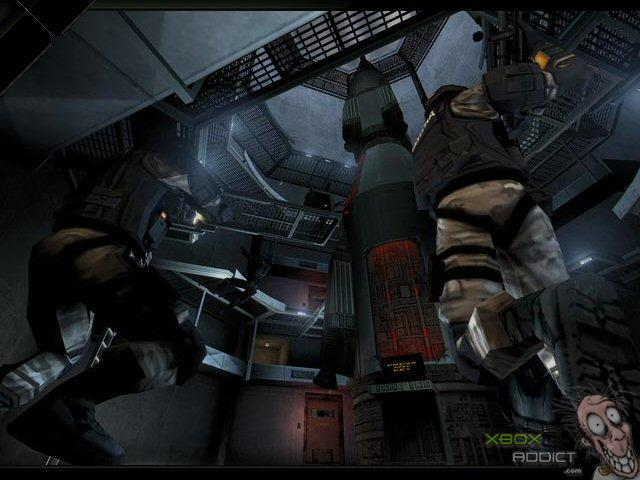 Скриншоты для игры Tom Clancy's Splinter Cell Chaos Theory.
