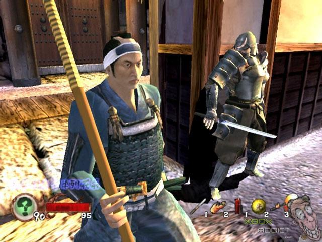 Download Game tenchu 3 wrath of heaven for pc