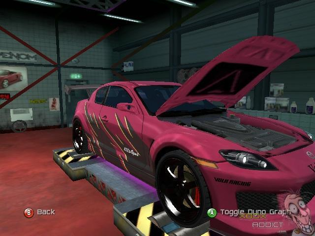 Srs Street Racing Syndicate Original Xbox Game Profile