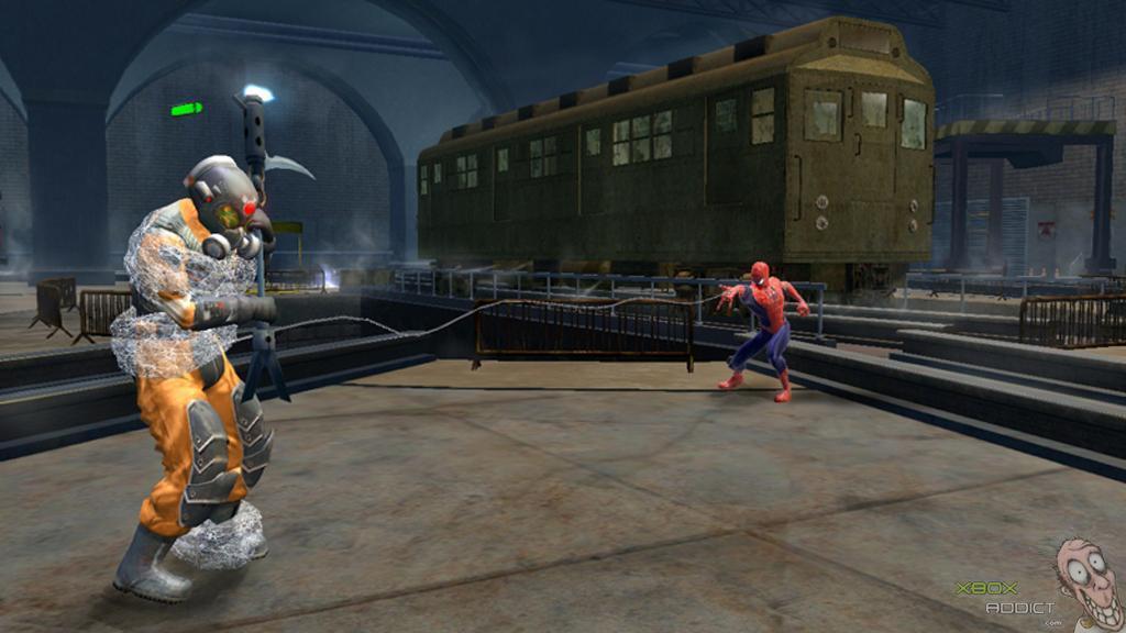 Spider-Man 3 Review (Xbox 360) - XboxAddict.com