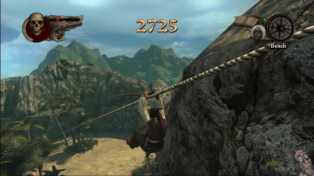 Pirates of the Caribbean: At World's End for Xbox 360 ...