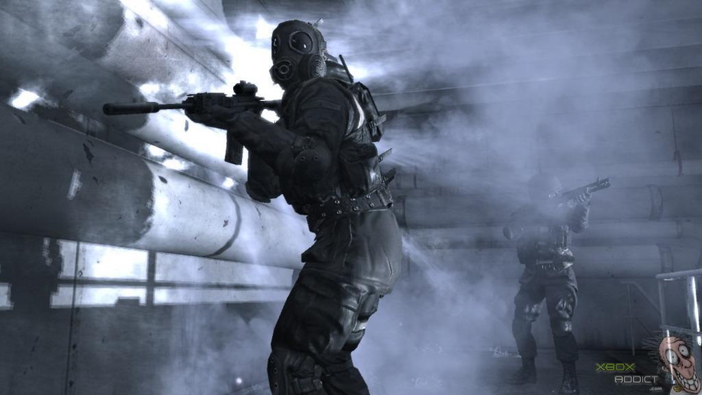 Call of Duty 4: Modern Warfare Review (Xbox 360) - XboxAddict com