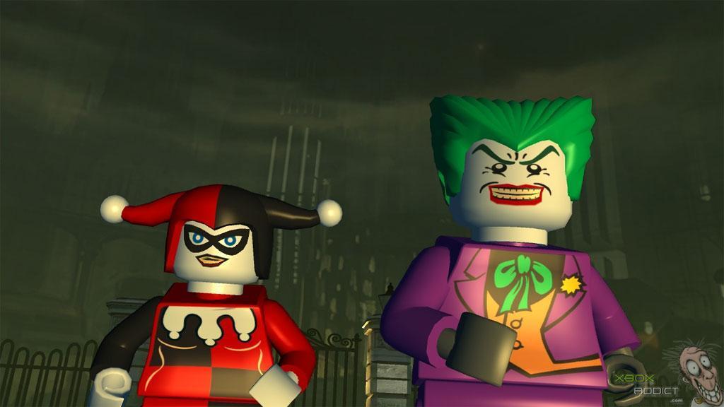 LEGO Batman the Videogame Review (Xbox 360) - XboxAddict.com