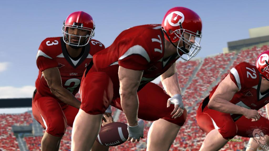 NCAA Football 10 Review (Xbox 360) - XboxAddict.com
