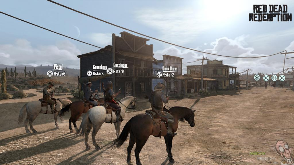 red dead redemption xbox 360 how to get to mexico