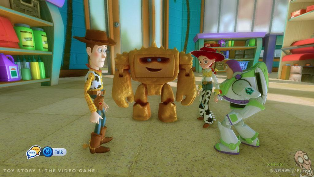 All Toy Story 3 Games : Toy story xbox game profile xboxaddict