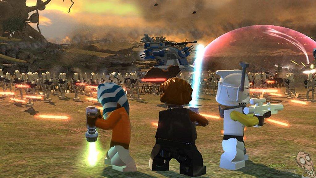 lego star wars iii  clone wars review xbox