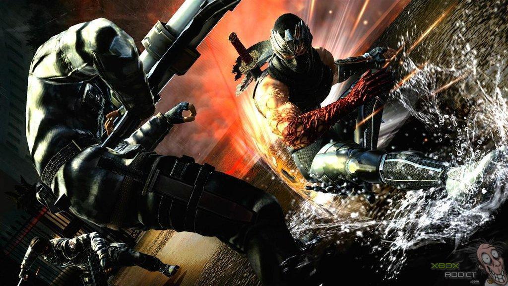 Ninja Gaiden 3 Xbox 360 Game Profile Xboxaddict Com