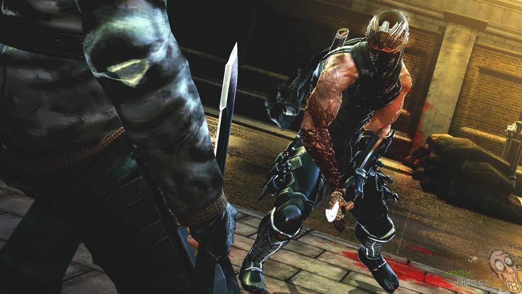 Ninja Gaiden 3 Preview Xboxaddict Com