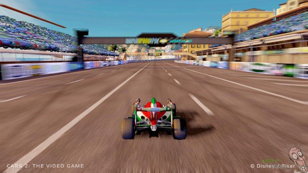 Cars 2: The Video Game Review (Xbox 360) - XboxAddict.com