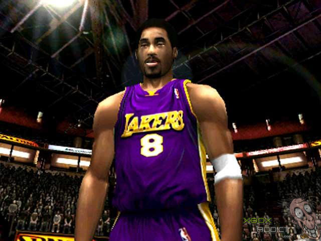 Nba Inside Drive 2002 Original Xbox Game Profile