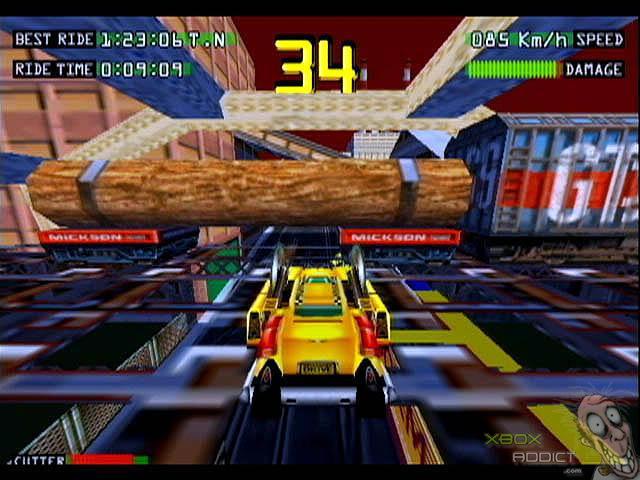 Smashing Drive Review Xbox Xboxaddict Com