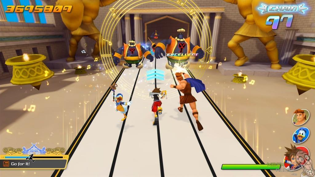 KINGDOM HEARTS Melody of Memory Review (Xbox One ...