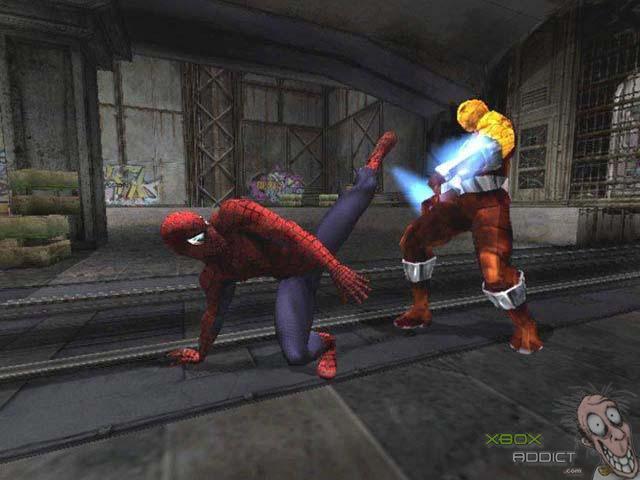 spiderman original xbox game profile xboxaddictcom