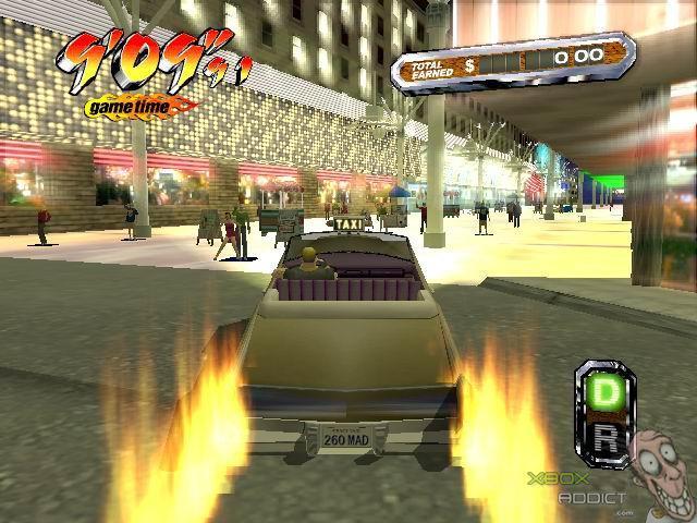 Sega's Crazy Taxi Was a