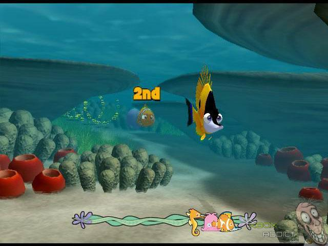 Fun Games For Xbox Original : Finding nemo original xbox game profile xboxaddict