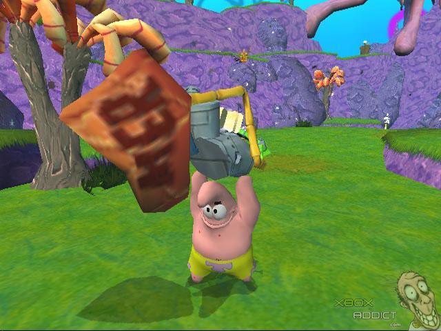 SpongeBob SquarePants: The Battle For Bikini Bottom - IGN