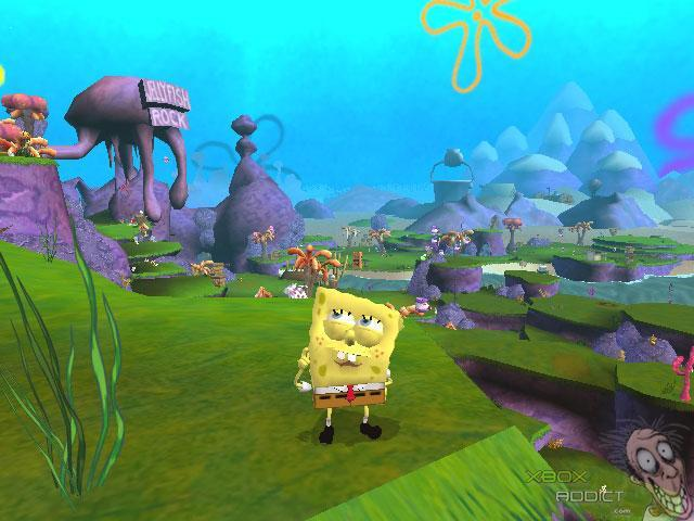 Spongebob Squarepants: Battle for Bikini Bottom PS2 Cheats